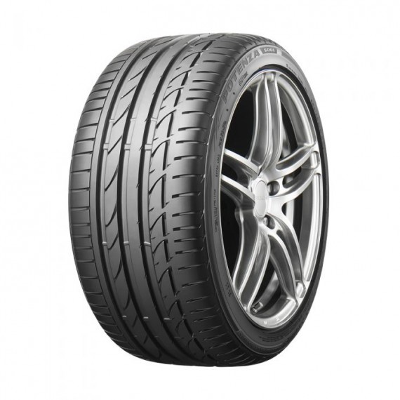 Bridgestone 245/50R18 100W Potenza S001 Ext MOE Yaz Lastiği