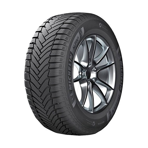 Michelin 225/55R16 99H XL Alpin 6 Kış Lastiği