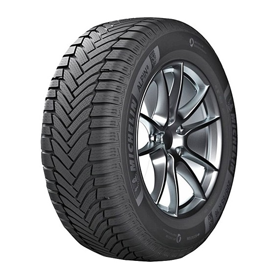 Michelin 215/50R17 95H XL Alpin 6 Kış Lastiği
