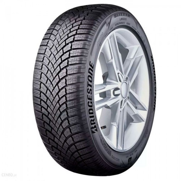 Bridgestone 225/60R17 99H    LM005 Kış Lastiği