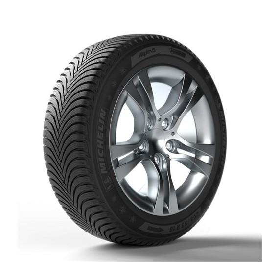 Michelin 225/55R17 97H ALPIN 5 * MO Kış Lastiği
