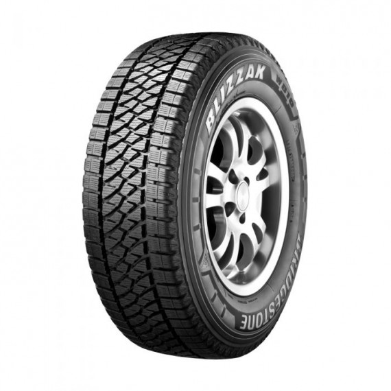 Bridgestone 215/70R15C 109/107R Blizzak W810 M+S / SFM Kış Lastiği