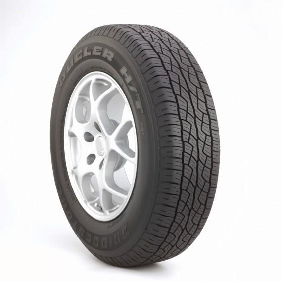 Bridgestone 225/65R17 101H Dueler H/T687 M+S Yaz Lastiği