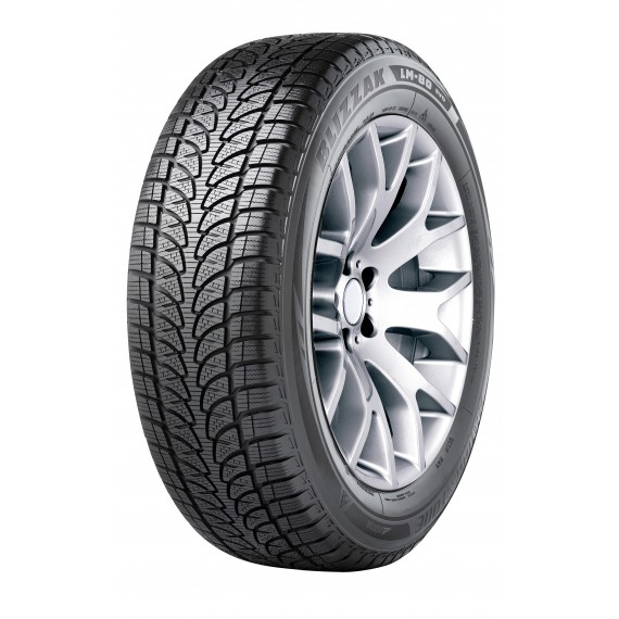 Bridgestone 225/65R17 102H Blizzak Lm80 Evo M+S / SFM Kış Lastiği