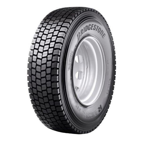 Bridgestone 315/80R22.5 156/150L R-Drive 001 M+S & SFM Asfalt Çeker Lastiği