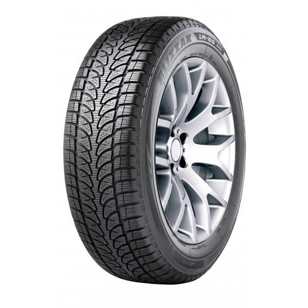 Bridgestone 255/65R17 110H Blizzak Lm80 Evo M+S / SFM Kış Lastiği