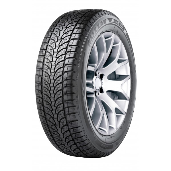 Bridgestone 205/70R15 96T Blizzak Lm80 Evo M+S / SFM Kış Lastiği