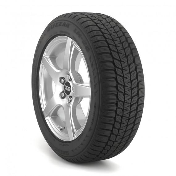 Bridgestone 245/45R18 96V Blizzak Lm25 Rft * M+S / SFM Kış Lastiği