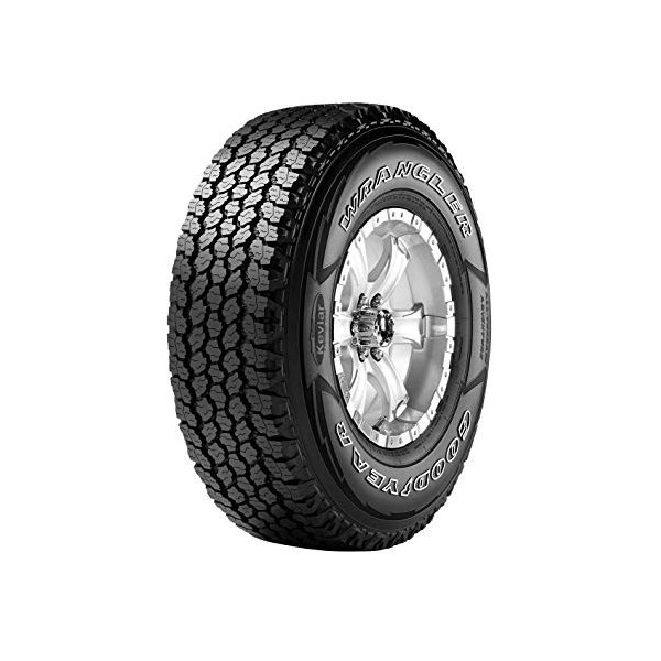 Goodyear 255/55R18 109H XL Wrangler AT Adventure Yaz Lastiği