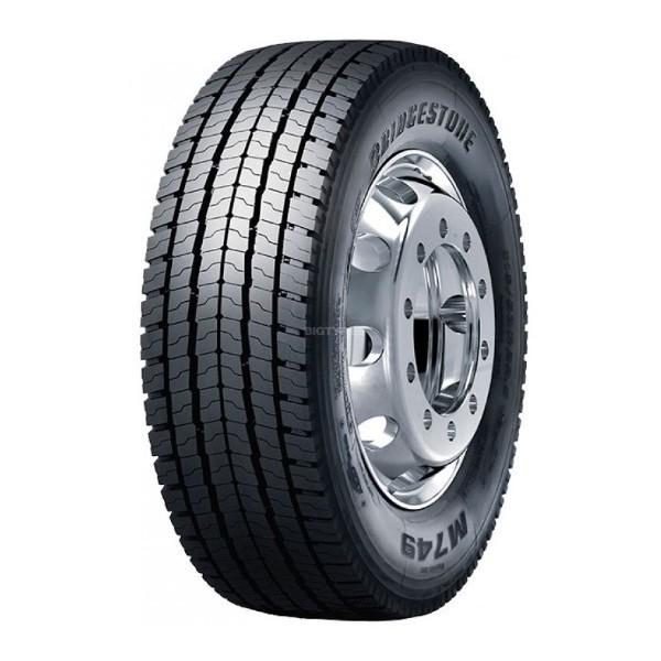 Bridgestone 315/80R22.5 154/150M M749 M+S Asfalt Çeker Lastiği