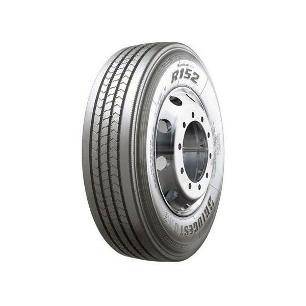 Bridgestone 12R22.5 152/148M R152 Pro Asfalt Düz Lastiği