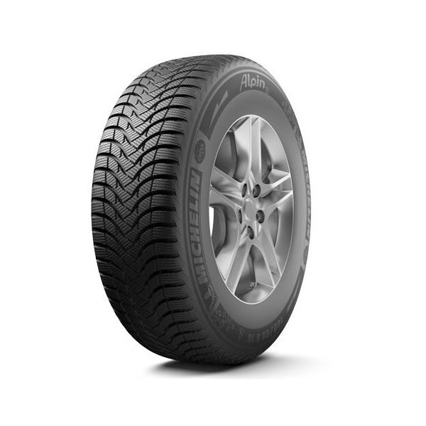 Michelin 205/65R15 94T    ALPIN A4   28/14 Kış Lastiği