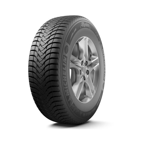 Michelin 185/60R14 82T ALPIN A4 Kış Lastiği