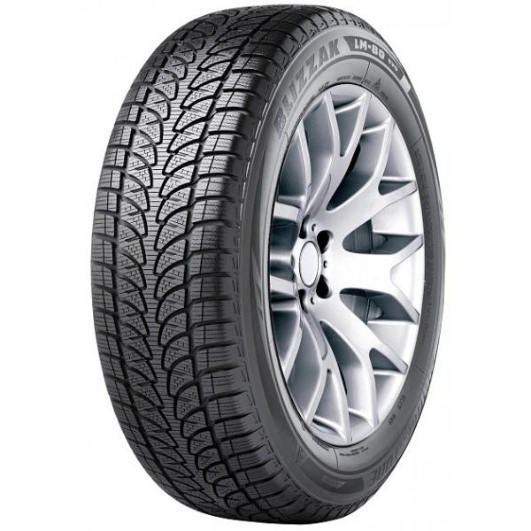 Bridgestone 255/55R18 109H XL  BLIZZAK LM80 EVO Kış Lastiği