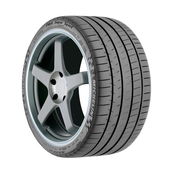 Michelin 255/45ZR19 100(Y) PILOT SUPERSPORT N0 Yaz Lastiği