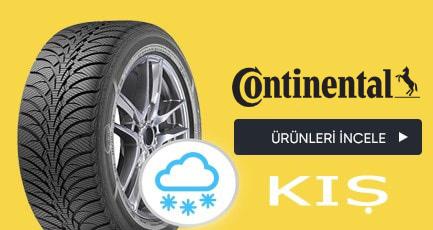 continental kış lastikleri